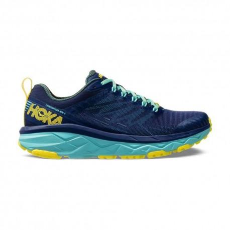 Hoka Scarpe Trail Running Challenger Atr 5 Blu Verde Donna