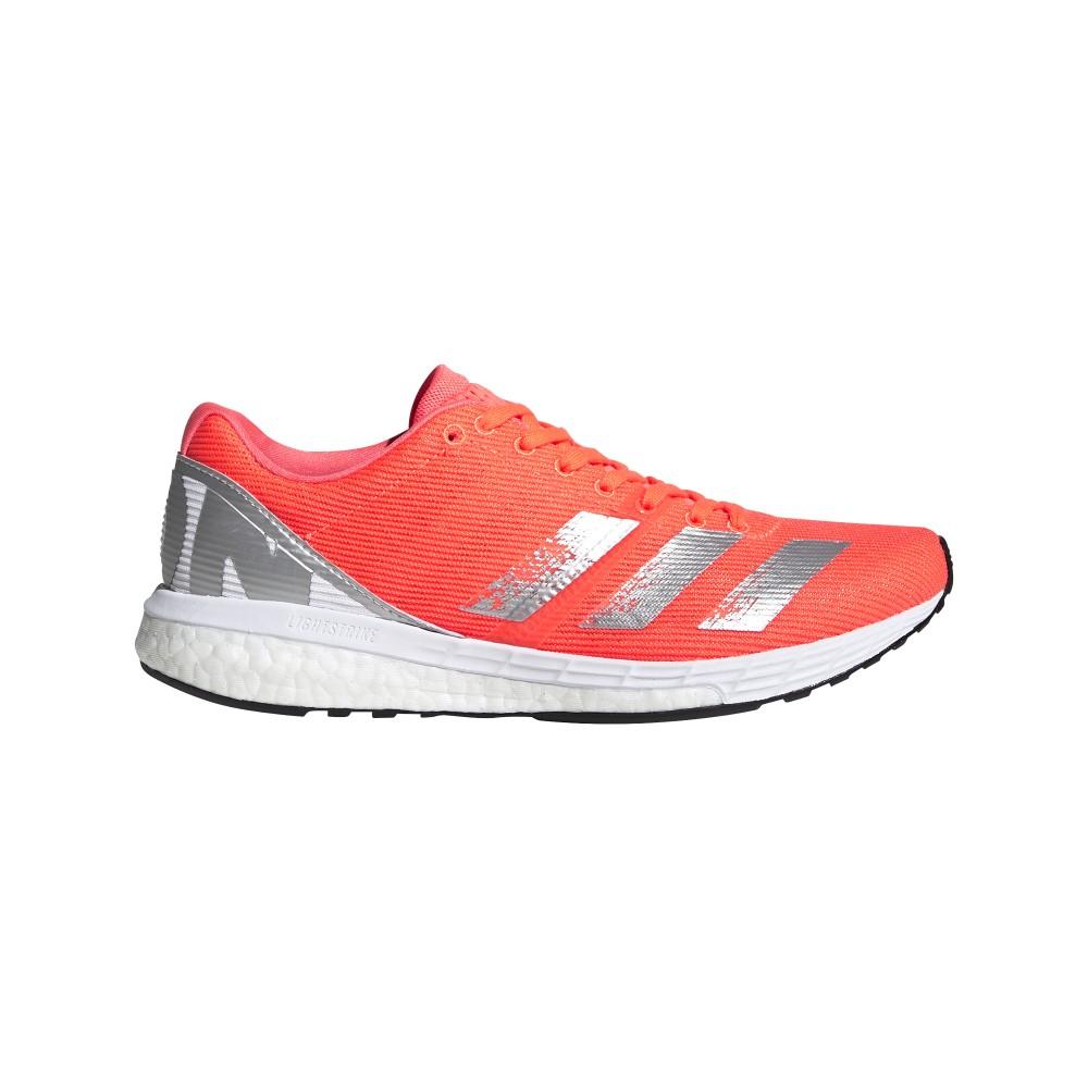 Ecologia Dislocamento bronzo  ADIDAS scarpe running boston 8 signal arancio argento donna - Acquista  online su Sportland