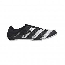 ADIDAS scarpe running sprintstar core nero bianco uomo