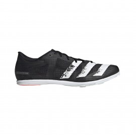 ADIDAS scarpe running distancestar core nero bianco uomo