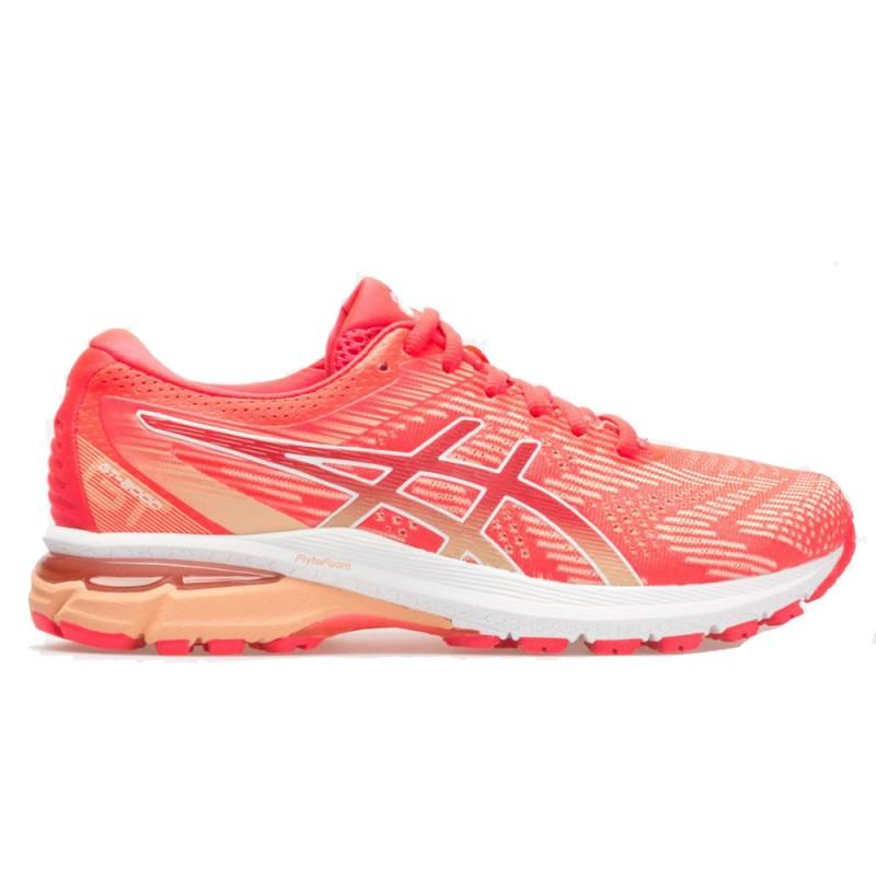 asics donna running rosa