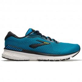 Brooks Scarpe Running Adrenaline Gts 20 Blu Nero Uomo