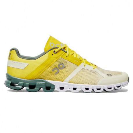 On Scarpe Running Cloudflow Citrus Sea Uomo