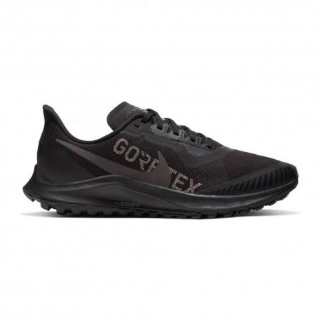 Nike Scarpe Trail Running Zoom Pegasus 36 Gtx Nero Donna