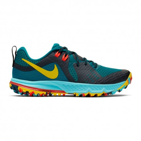 Nike Scarpe Air Zoom Wildhorse 5 Trail Blu Donna