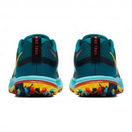 Nike Scarpe Air Zoom Wildhorse 5 Trail Blu Donna