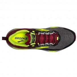 Brooks Scarpe Trail Running Cascadia 14 Nero Uomo