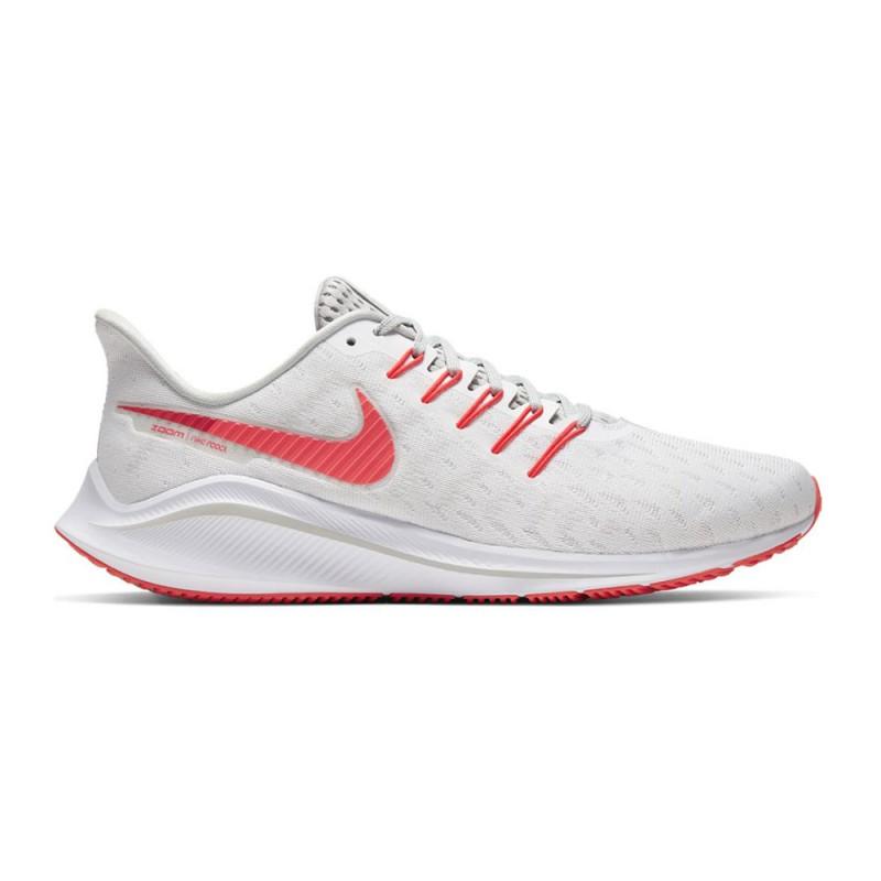 Nike Scarpe Running Air Zoom Vomero 14 Bianco Rosso Uomo