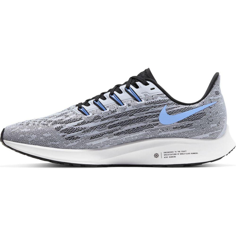Nike Scarpe Running Air Zoom Pegasus 36 Bianco Blu Uomo