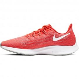 Nike Scarpe Running Air Zoom Pegasus 36 Rosso Bianco Uomo