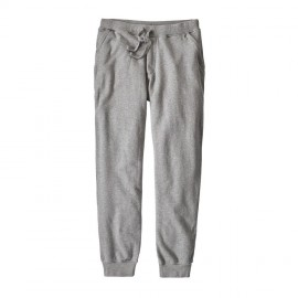 Patagonia Pantaloni Mahnya Fleece Feather Grigio Uomo