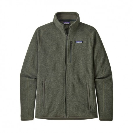 Patagonia Felpa In Pile Better Sweater Verde Uomo