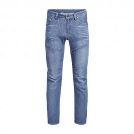 Salewa Pantaloni Trekking Agner Denim Jeans Blu Uomo