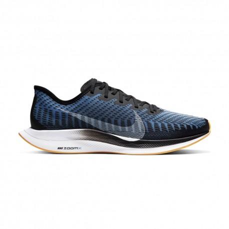 Nike Scarpe Zoom Pegasus Turbo 2 Nero Bianco Blu Uomo
