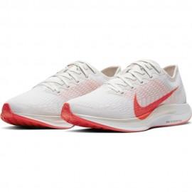 Nike Scarpe Running Zoom Pegasus Turbo 2 Bianco Rosso Donna