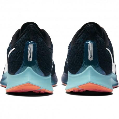 Nike Scarpe Air Zoom Pegasus 36 Hakone Nero Bianco Uomo