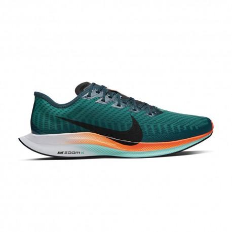 Nike Scarpe Running Zoom Pegasus Turbo 2 Verde Nero Uomo