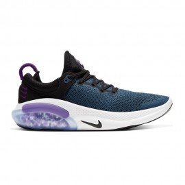 Nike Scarpe Running Joyride Run Fk Nero Viola Blu Donna