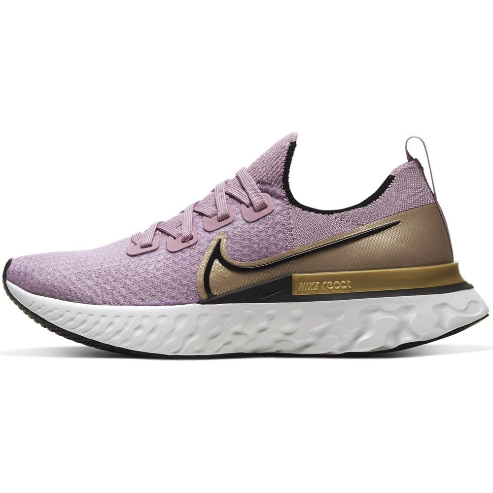 Nike Scarpe Running React Infinity Run Nero Oro Donna  i3tw8A