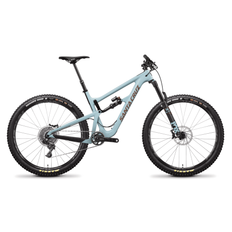 Santa Cruz Mtb Hightower Lt 1 Cc X01 Skye Blue Uomo