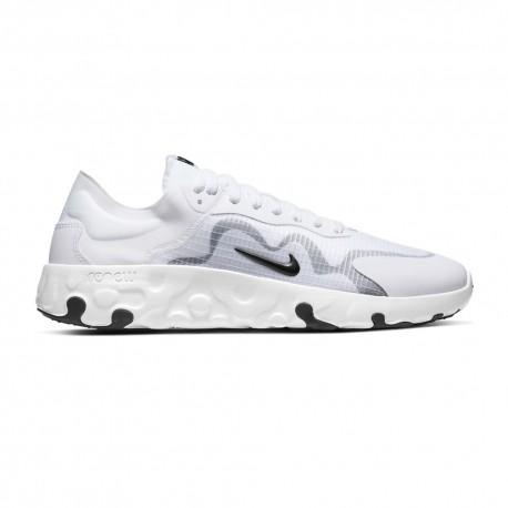 Nike Sneakers Lucent Bianco Rosso Uomo