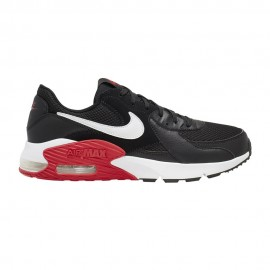 Nike Sneakers Air Max Excee Nero Bianco Rosso Uomo