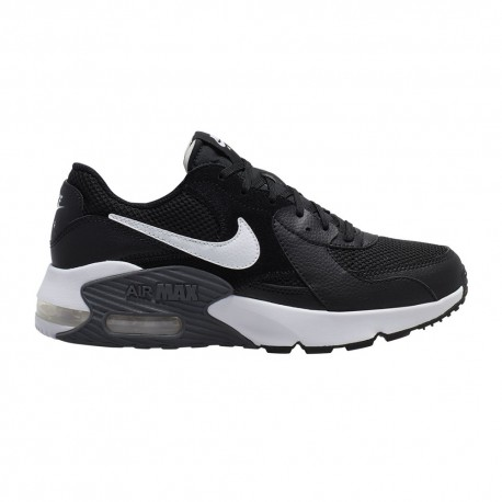 Nike Sneakers Air Max Excee Nero Bianco Donna