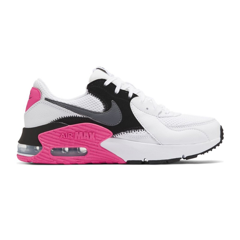 Nike Sneakers Air Max Excee Bianco Grigio Rosa Donna