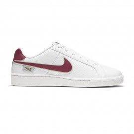 Nike Sneakers Court Royale Vday Bianco Rosso Donna