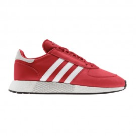 ADIDAS originals sneakers marathon tech rosso bianco uomo