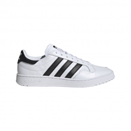ADIDAS originals sneakers modern team court bianco nero uomo