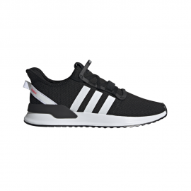 ADIDAS originals sneakers u path run nero bianco uomo