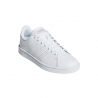 ADIDAS sneakers advantage bianco oro donna