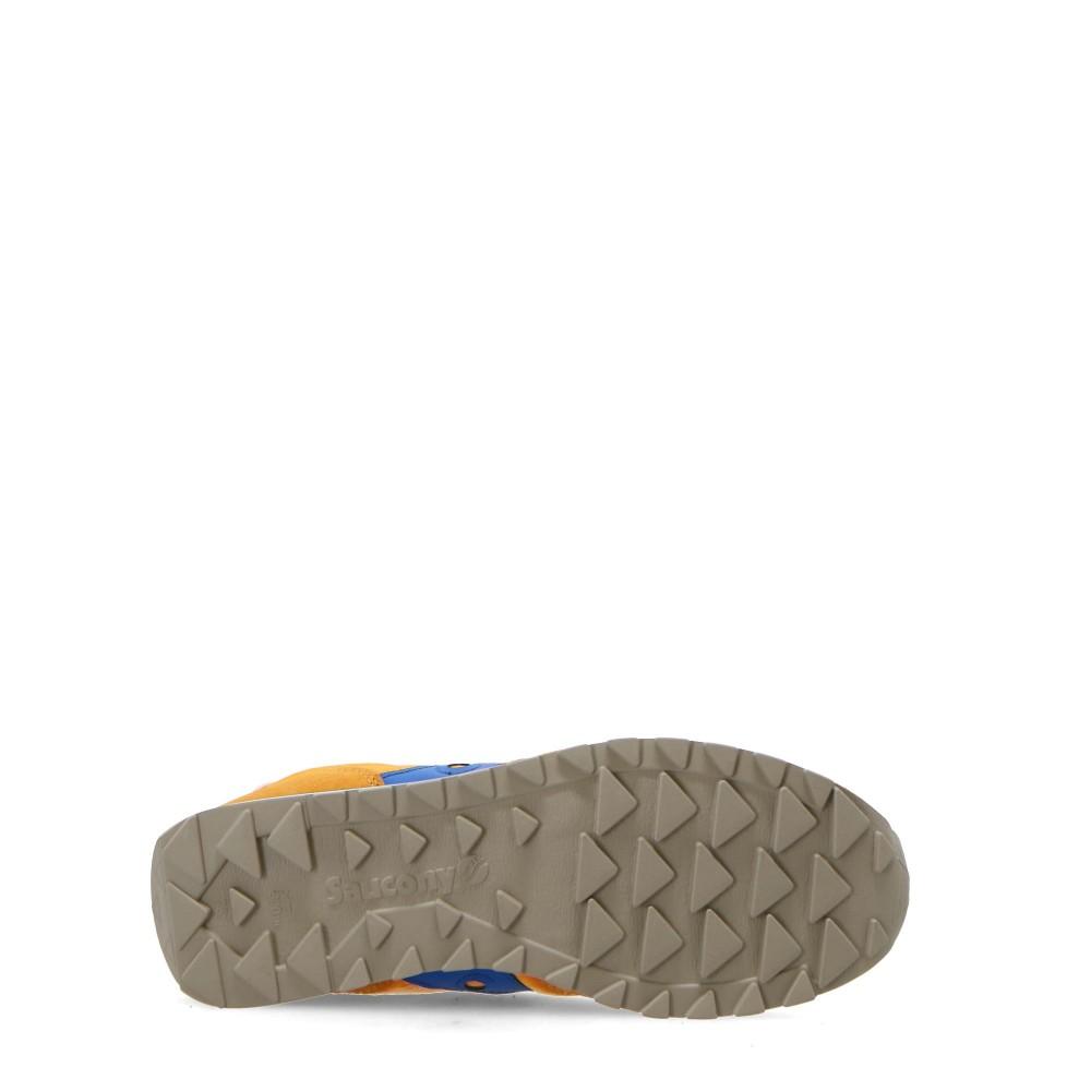Saucony Sneakers Jazz Arancio Blu Uomo Acquista online su