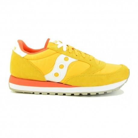 Saucony Sneakers Jazz Oro Rosso Uomo