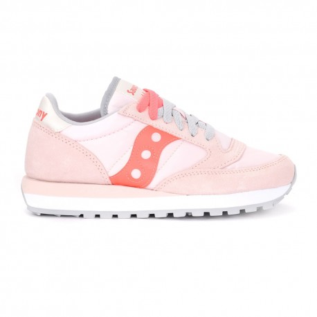 Saucony Sneakers Jazz Rosa Donna