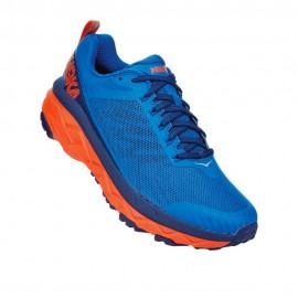 Hoka Scarpe Trail Running Challenger Atr 5 Blu Rosso Uomo