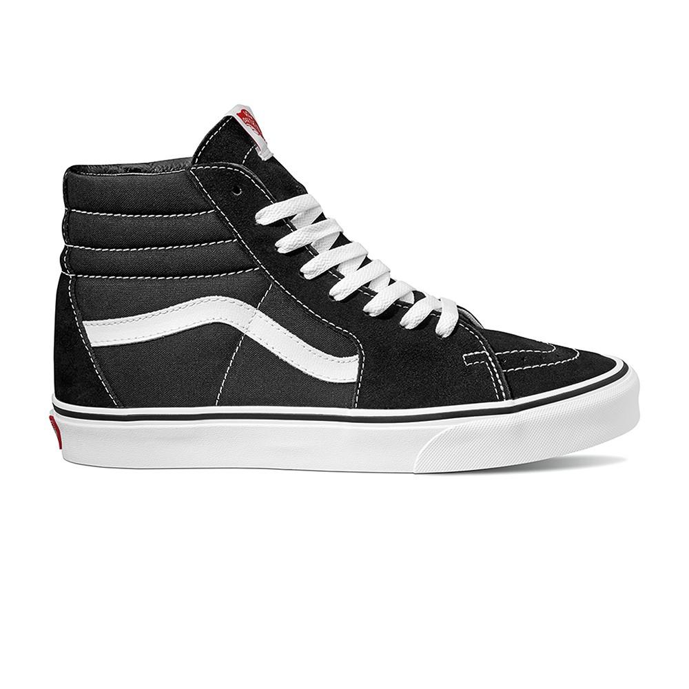 scarpe vans nere uomo