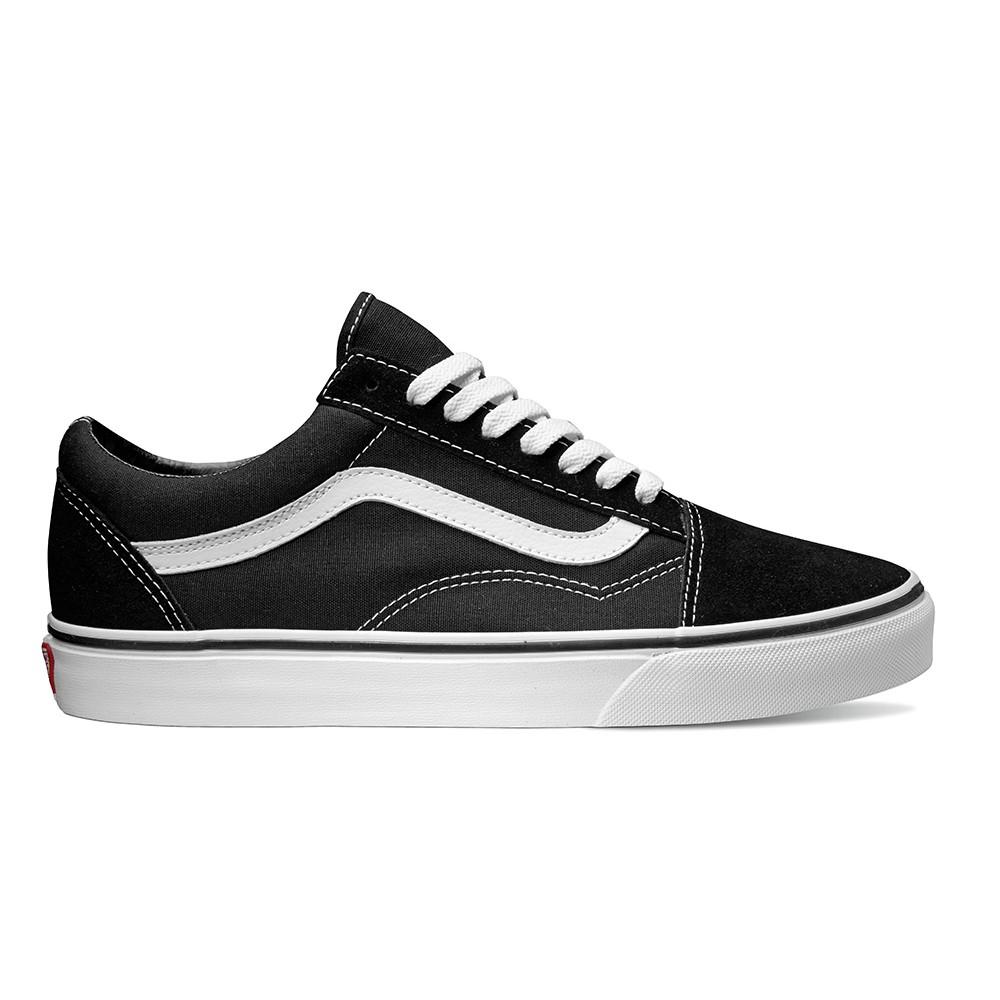 Vans Sneakers Ua Old Skool Nero Bianco Uomo Acquista