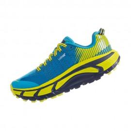 Hoka Scarpe Trail Running Evo Mafate 2 Azzurro Lime Uomo