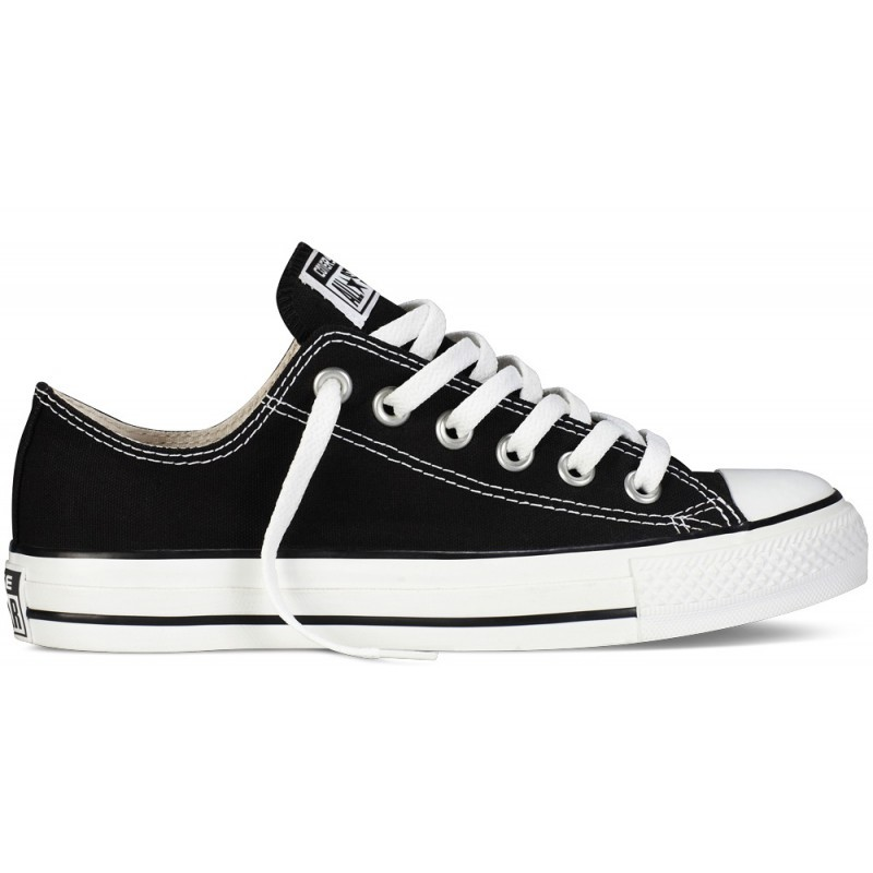 Converse Chuck Taylor All Star Core Canvas OX Nero Uomo