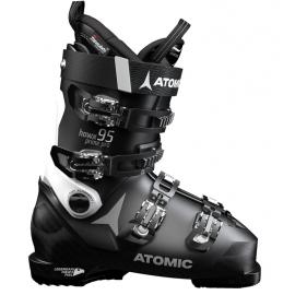 Atomic Scarponi Prime Pro 95 Nero Antracite Argento Donna