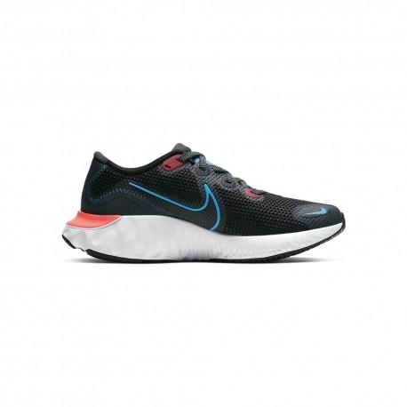 Nike Sneakers Renee Run Gs Nero Lime Bambino