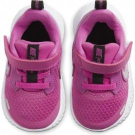 Nike Sneakers Revolution 5 Tdv Rosa Grigio Bambino