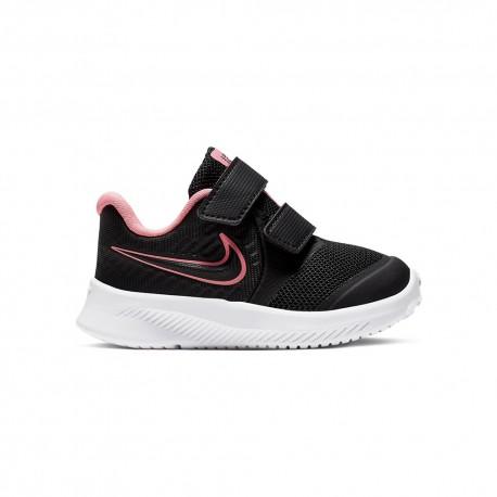 Nike Sneakers Star Runner 2 Tdv Ner Rosa Bambino