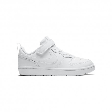 Nike Sneakers Court Borought Low Psv Bianco Bambino