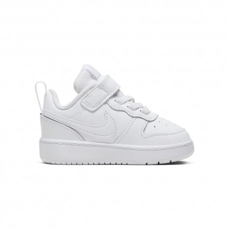 Nike Sneakers Court Borought Low Tdv Bianco Bambino