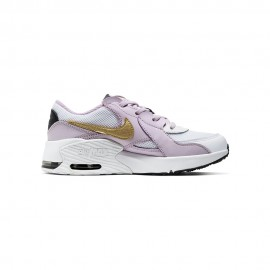 Nike Sneakers Air Max Excee Ps Rosa Oro Bambino