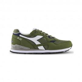 Diadora Sneakers N. 92 Verde Bianco Uomo