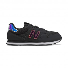 New Balance Sneakers 500 Mesh Nero Donna